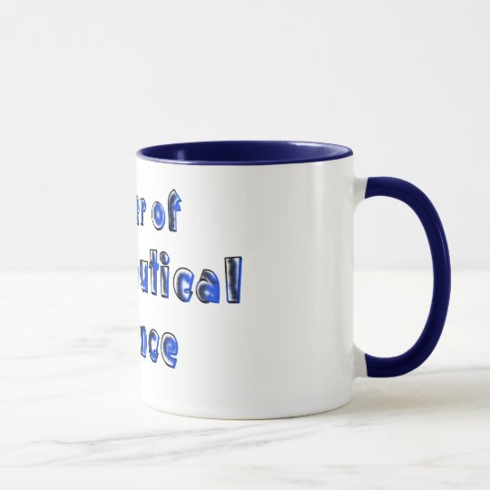 Aeronautical Science Mug