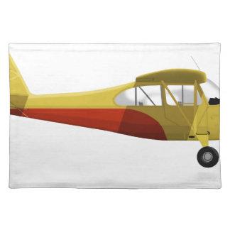 Aeronca 7-AC Champion Cloth Placemat