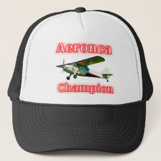 Aeronca Champion Trucker Hat
