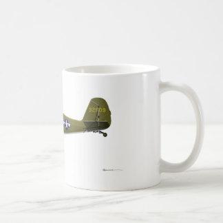 Aeronca L-16 Grasshopper Coffee Mugs