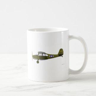 Aeronca L-16 Grasshopper Coffee Mug