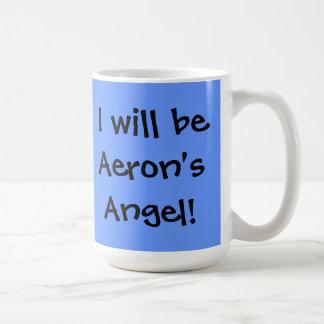 Aeron's Angel mug.