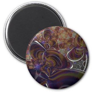 Aerophyte 2 Inch Round Magnet