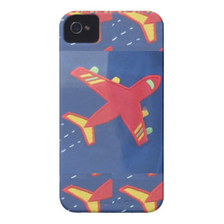 Aeroplane Aircraft Flight Travel Picnic Holidays iPhone 4 Cover