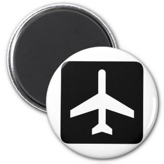 Aeroplane cool products! refrigerator magnet