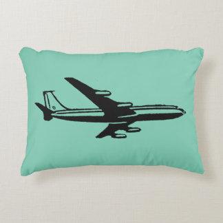 Aeroplane Cushion Accent Pillow