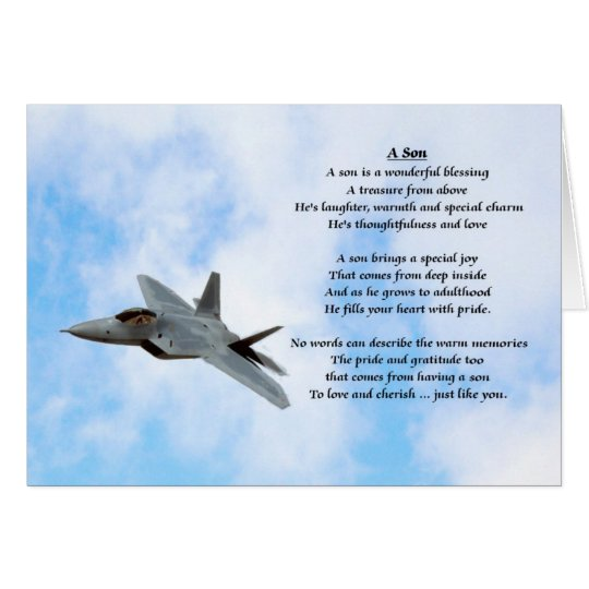 Airplane poem