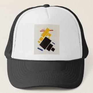 Aeroplane Flying by Kazimir Malevich Trucker Hat
