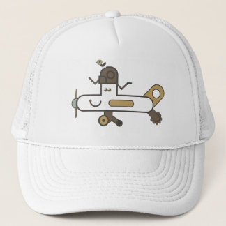 Aeroplane Trucker Hat