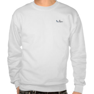 aeroplane pull over sweatshirt