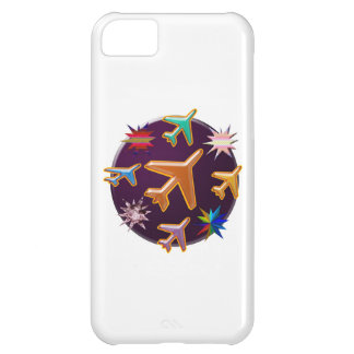 Aeroplanes Case For iPhone 5C