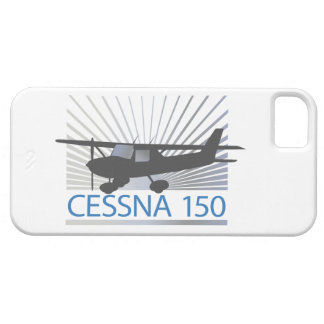 Aeroplano de Cessna 150 iPhone 5 Fundas