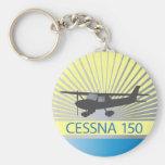 Aeroplano de Cessna 150 Llavero Personalizado