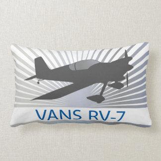 Aeroplano de las furgonetas RV-7 Cojín