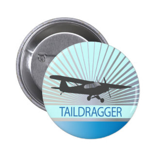 Aeroplano de Taildragger Pin