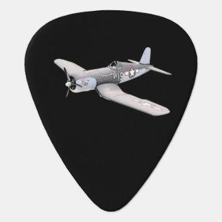 Aeroplano del corsario del ESM F-4U Púa De Guitarra