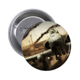 Aeroplano del rayo A-10 Pin