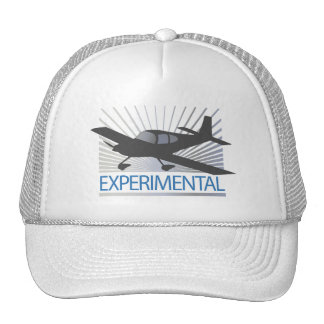 Aeroplano experimental del ala baja gorro de camionero