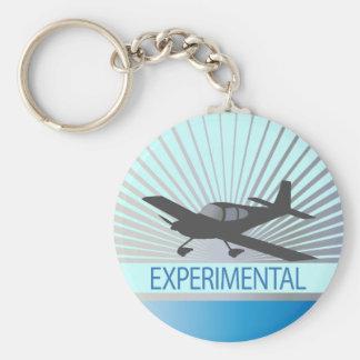 Aeroplano experimental del ala baja llavero