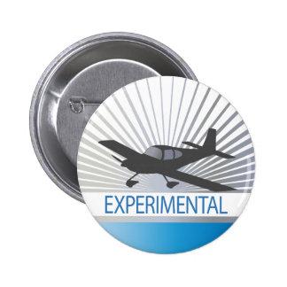 Aeroplano experimental del ala baja pin