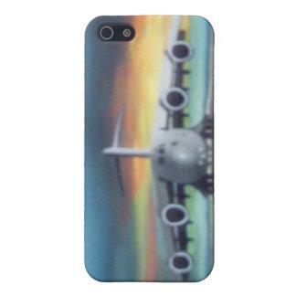 aeroplano fresco iPhone 5 funda