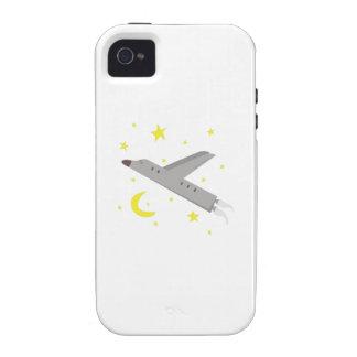 Aeroplano iPhone 4 Fundas