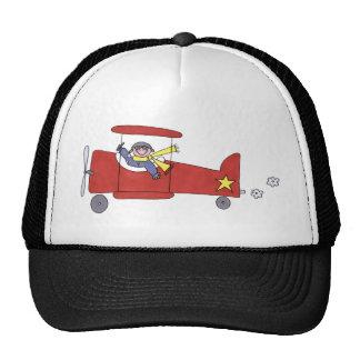 Aeroplano Gorro De Camionero