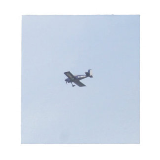 Aeroplano ligero de las furgonetas RV-7 Libretas Para Notas