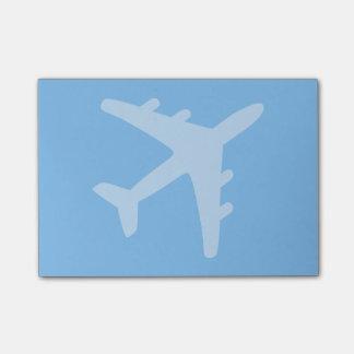 Aeroplano Post-it® Notas