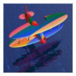 Aeroplano Posters