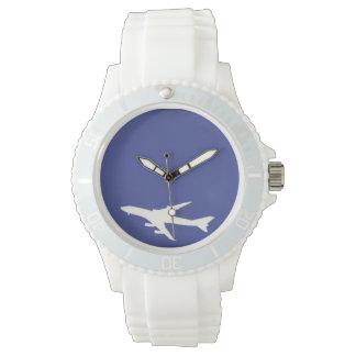 Aeroplano Reloj