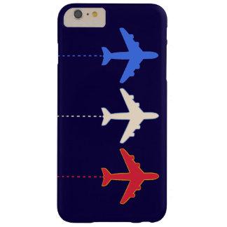 aeroplanos de las líneas aéreas funda barely there iPhone 6 plus