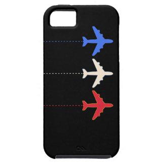 aeroplanos de las líneas aéreas funda para iPhone SE/5/5s