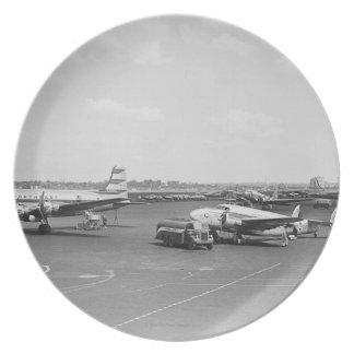 Aeroplanos Plato De Comida