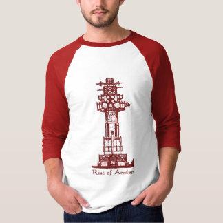 Aeroplex tshirt red tall