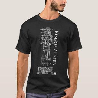 Aeroplex vert white T-Shirt