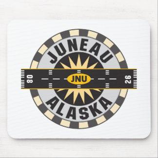 Aeropuerto de Juneau Alaska JNU Alfombrillas De Ratón