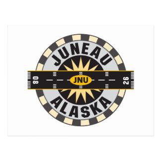 Aeropuerto de Juneau Alaska JNU Postal