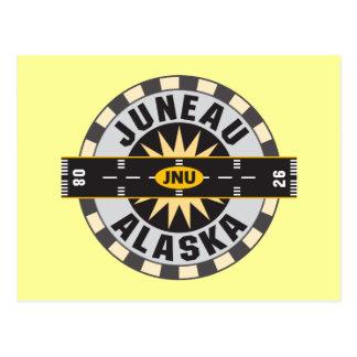 Aeropuerto de Juneau Alaska JNU Postales