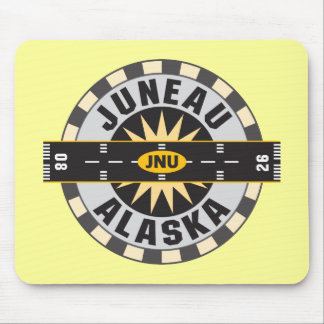 Aeropuerto de Juneau Alaska JNU Tapetes De Ratón