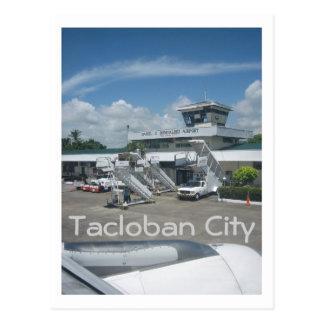 Aeropuerto de Tacloban Tarjetas Postales