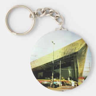 Aeropuerto, museo. .no apenas un trainstation llaveros