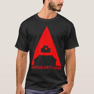 "Aerosol Art ""A"" Logo T-Shirt"