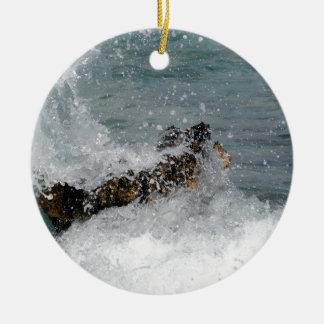 Aerosol de mar ornamentos de reyes