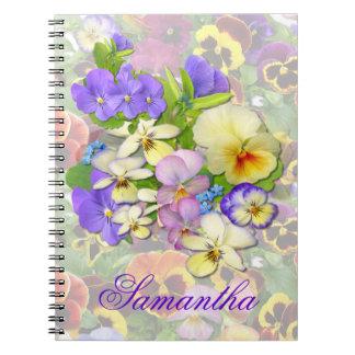Aerosol del pensamiento de cuaderno 3