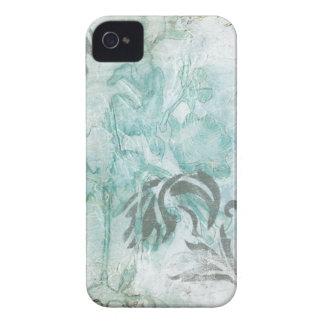 Aerosol No-Embellecido III de la flor iPhone 4 Case-Mate Funda