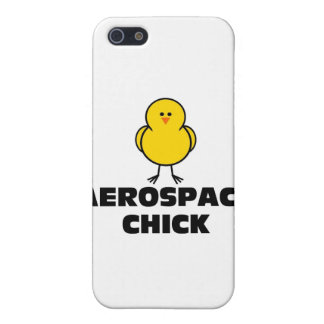 Aerospace Chick iPhone 5 Cover