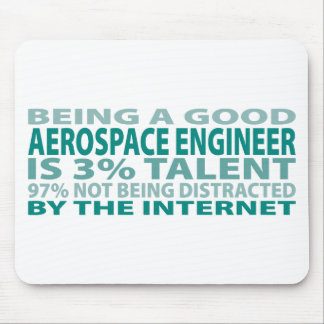 Aerospace Engineer 3% Talent Mouse Pad