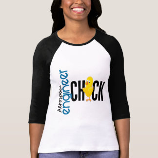 Aerospace Engineer Chick T-Shirt