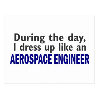AEROSPACE ENGINEER During The Day Postcard